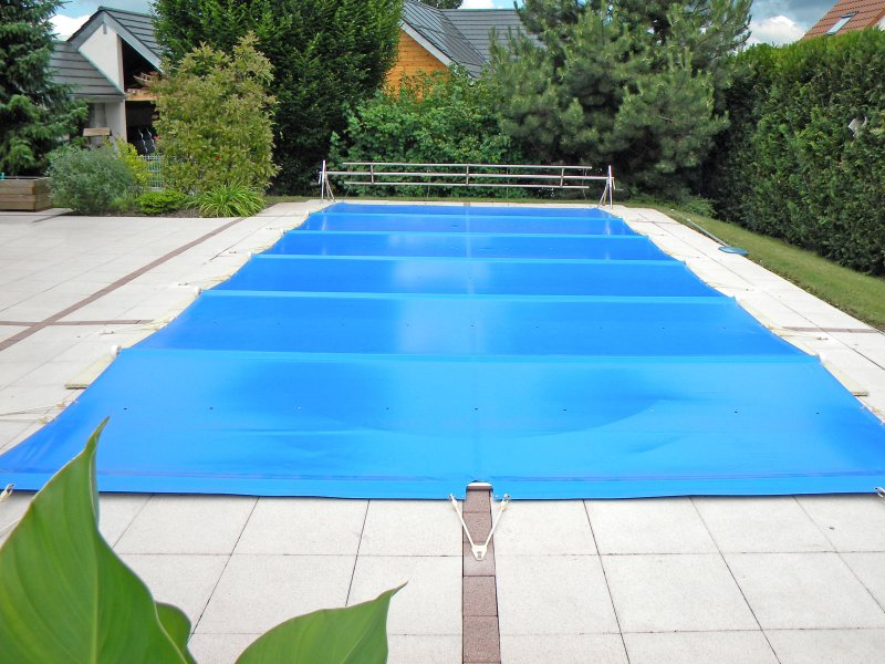 Vente bache d 39 hivernage pour piscine mobilier for Bache hivernage piscine
