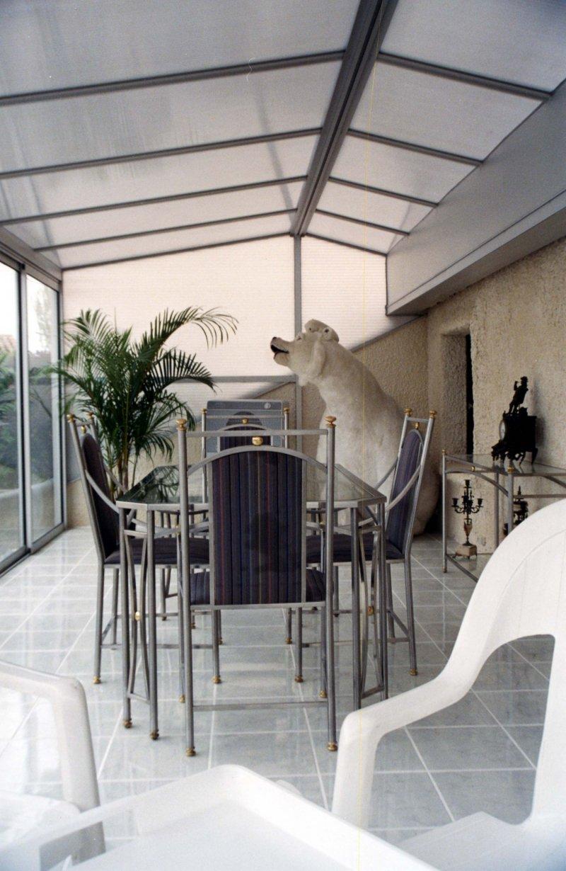 construction d 39 une v randa aluminium 34250 palavas les flots mobilier d coration. Black Bedroom Furniture Sets. Home Design Ideas