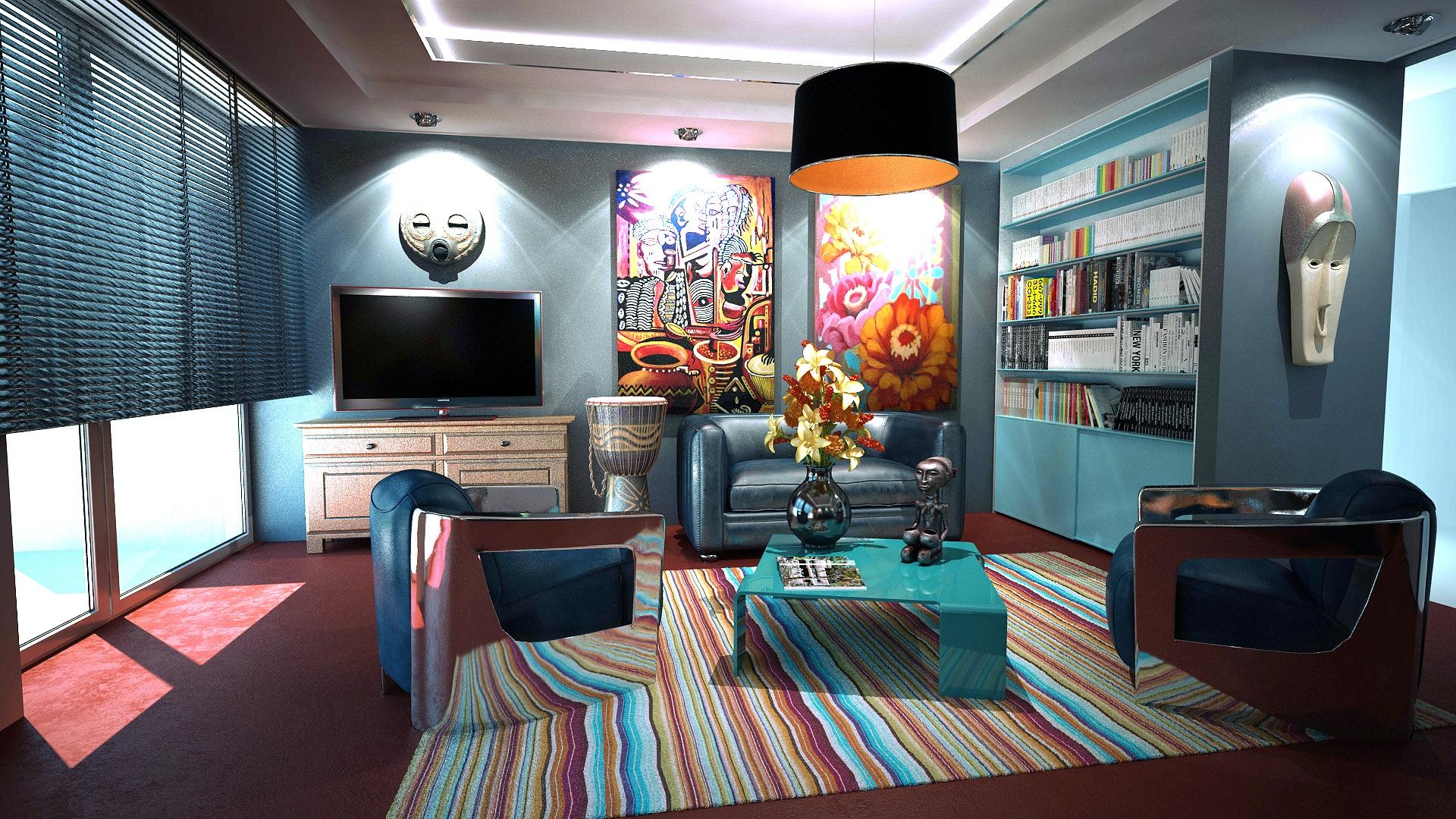 architecte d 39 int rieur marseille alain martin mobilier d coration architecture c t. Black Bedroom Furniture Sets. Home Design Ideas