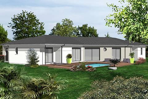 Construction De Maison Avec Piscine Dans Le Bassin D