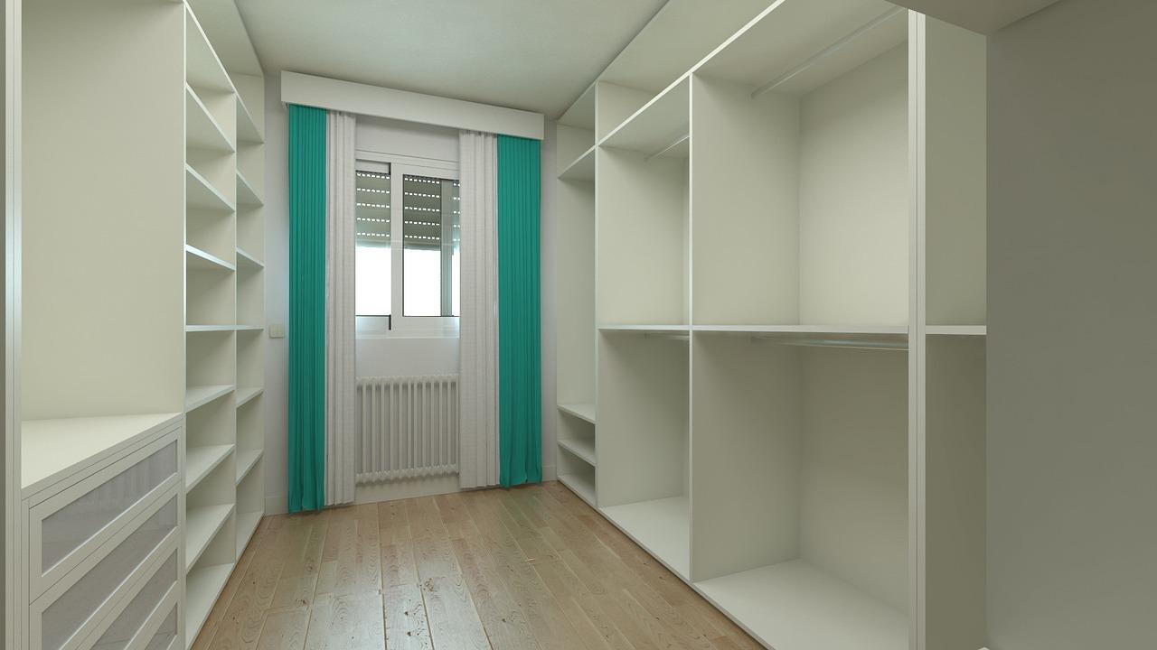 Cr ation de dressing ouvert ou ferm dans le rh ne mobilier d coration architecture c t - Dressing ferme ...