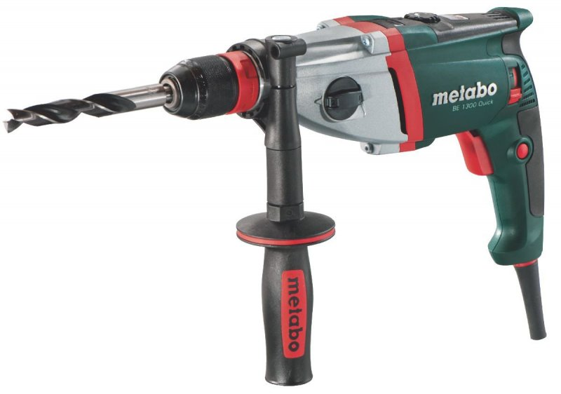 Metabo Perceuse électronique à deux vitesses 1300 watts BE 1300-X3