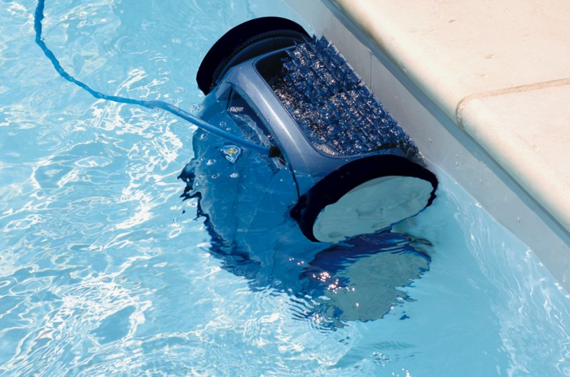 Robot nettoyeur de piscine zodiac mobilier d coration for Piscine miroir definition