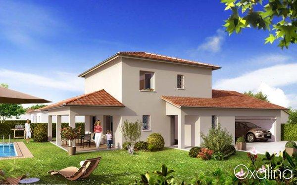Mobilier d coration design c t tendance for Commercial maisons individuelles
