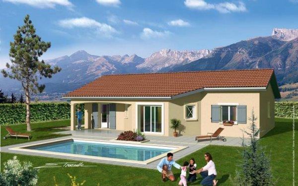 Constructeur Maison Sur Mesure Rh Ne Alpes Mobilier