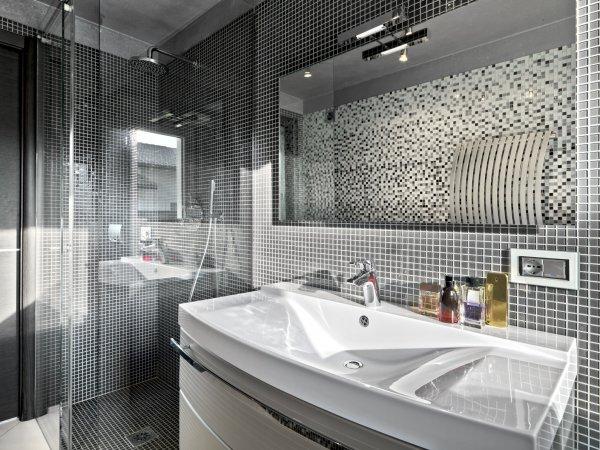 ... >Choix du sol et du carrelage pour une salle de bain contemporaine