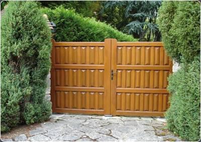 Menuiserie GUILLET agencement maison bois portail fenetre porte